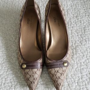Anne Klein Point Toe Pumps
